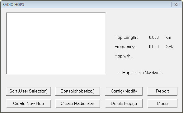 define hop list