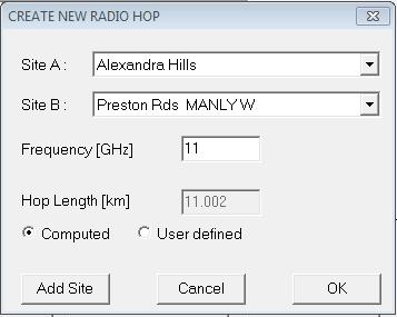 define new hop